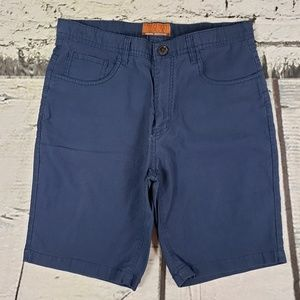 Urban Outfitters Raw Bermuda Utility Shorts 34